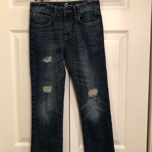 7 for all mankind Girls Slimmy Jeans